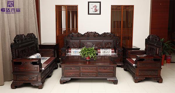 上品五绝、中品三好、下品五病--红木家具你挑对了吗?
