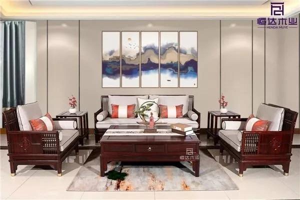 红木家具:以匠心雅韵,述一场东方美